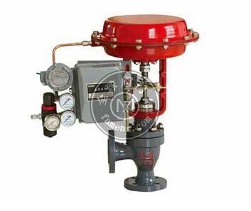气动薄膜角形单座调节阀ZXSP型备有现货