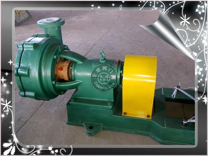 耐腐耐磨脫硫循環砂漿泵