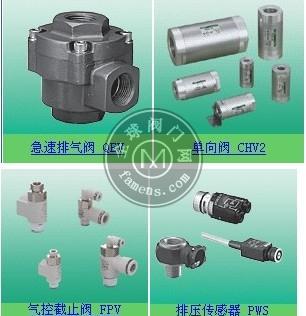 總代理CKD單向閥CHV2-25-A