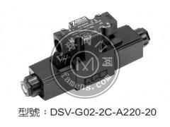 台湾欧玛斯OMAX电磁阀WE-3C2-03-A2-30