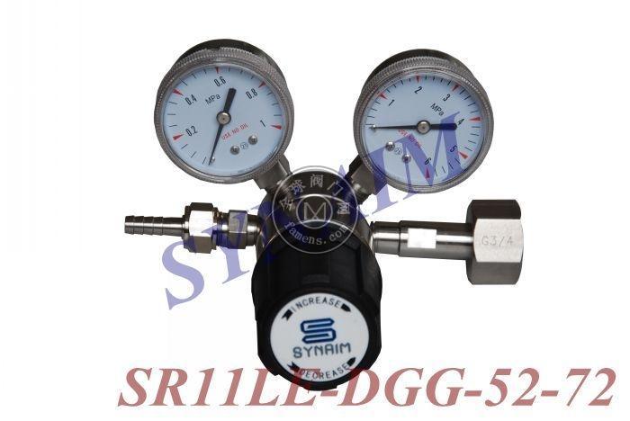 SR11LE氢气减压器