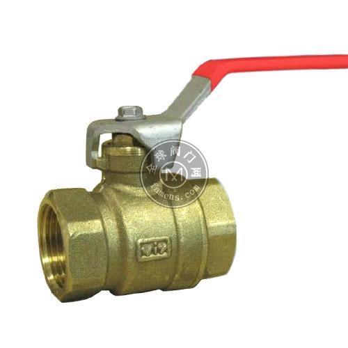 意大利進口耐磨球閥 PTFE涂層 黃銅球閥
