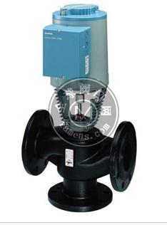 西门子蒸汽温控阀-断电保护型温控阀