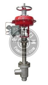 ZXSD氣動薄膜低溫角形單座調節閥