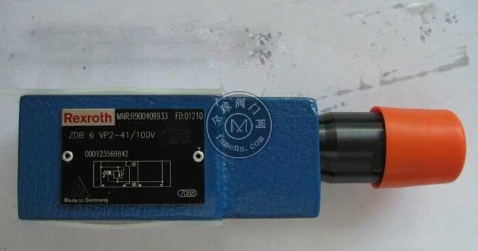 力士乐继电器 力士乐减压阀 ZDBK6VP2-1X/100V