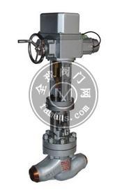 電動高壓調節閥ZRZGY型交貨期短