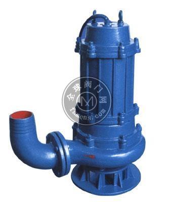 WQ(QW)型潜水无堵塞排污泵