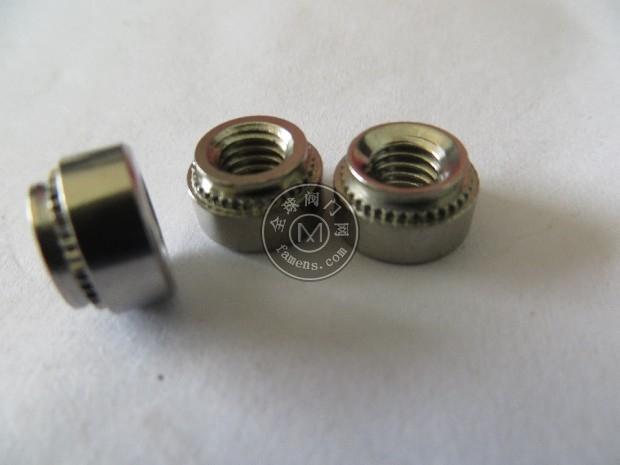 广东不锈钢/碳钢压铆螺母,挤压螺母,冲压螺母,冷镦压铆螺母 S/CLS