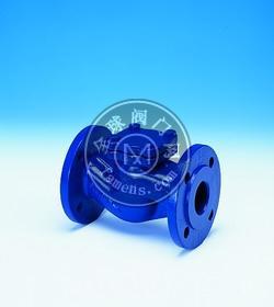 超薄型止回阀 产品型号:H74H
