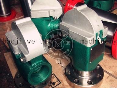 JA-3H 剪销安全阀 宝鸡泵F2200HL配件
