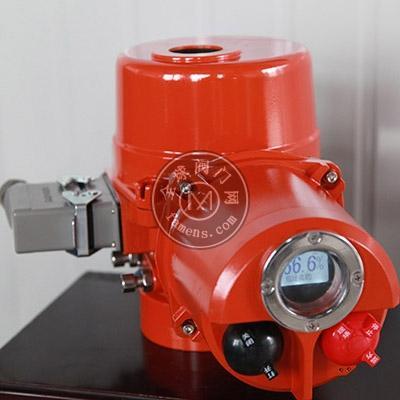 电厂脱硫专用iqt阀门电动装置