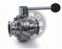 气动脱硫蝶阀 产品型号:D641X