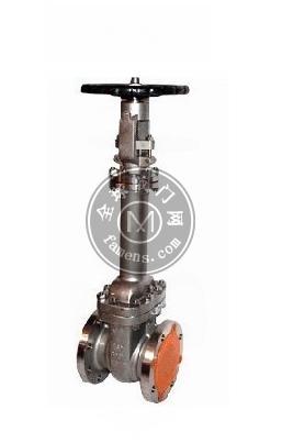 手动刀形闸阀 产品型号:PZ73H/F