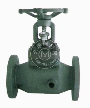 高压不锈钢闸阀 产品型号:Z41W