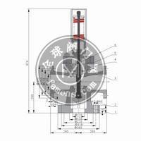 日標安全閥 產品型號:SFA21、SFA42、SFA48
