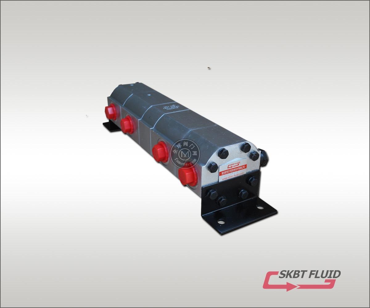 FMA-4-8.8齿轮分流马达