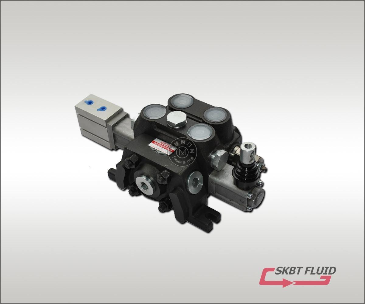 DCV100-OQ氣控多路閥