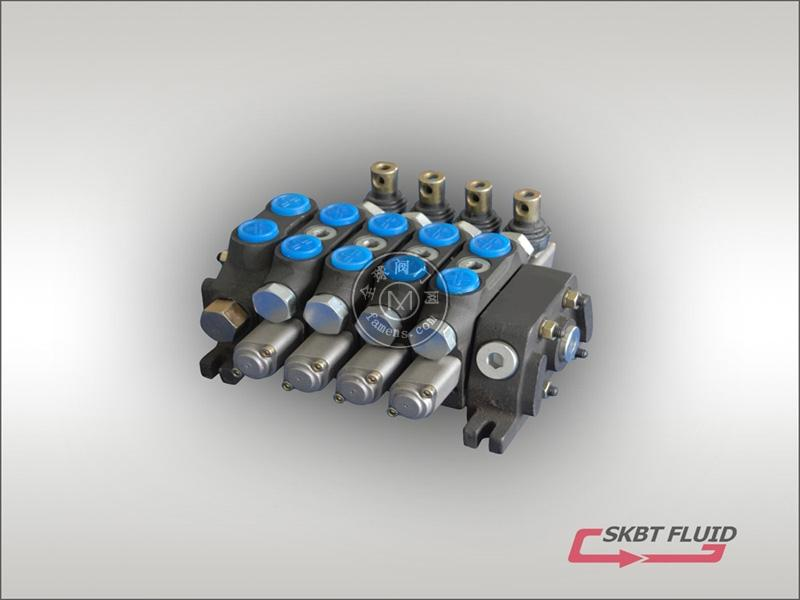DCV60-4OT手动多路阀