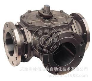 日本 NDV 手动三通球阀 E304N-L3-NCF-125-J10KRF 中国总代理