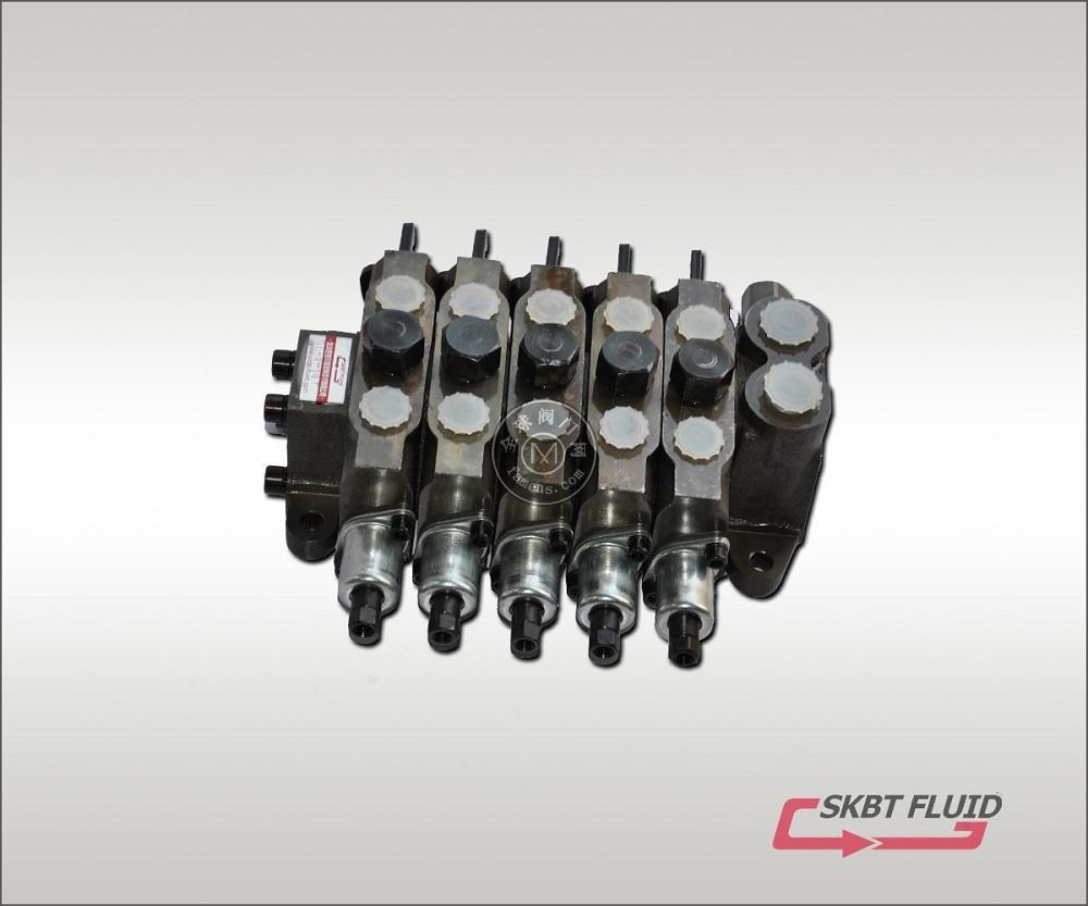 DL-8-5OT系列手动多路阀