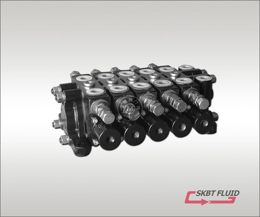 YDL-L15E-5O4U系列液控多路閥