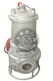 XWQ系列全鑄造不銹鋼潛水排污泵