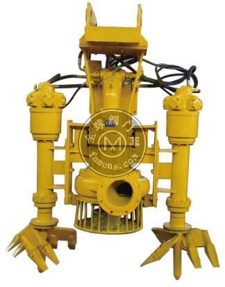 QSY系列挖掘機液壓驅動潛水耐磨泥砂泵,泥漿泵,清淤泵