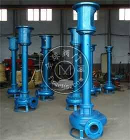 ZNL型耐磨立式排砂泵