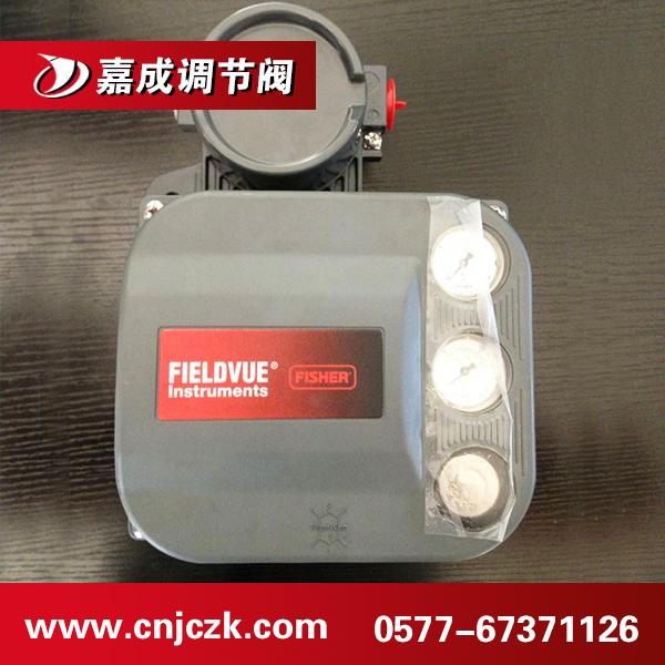 费希尔DVC6010定位器