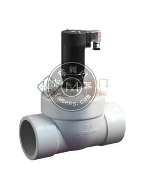 供应上海厚浦 HOPE81塑料电磁阀正品