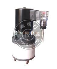 供应上海厚浦HOPE87活塞型四氟电磁阀正品