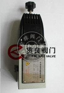YC24D二位四通排泥阀专用电磁阀原理