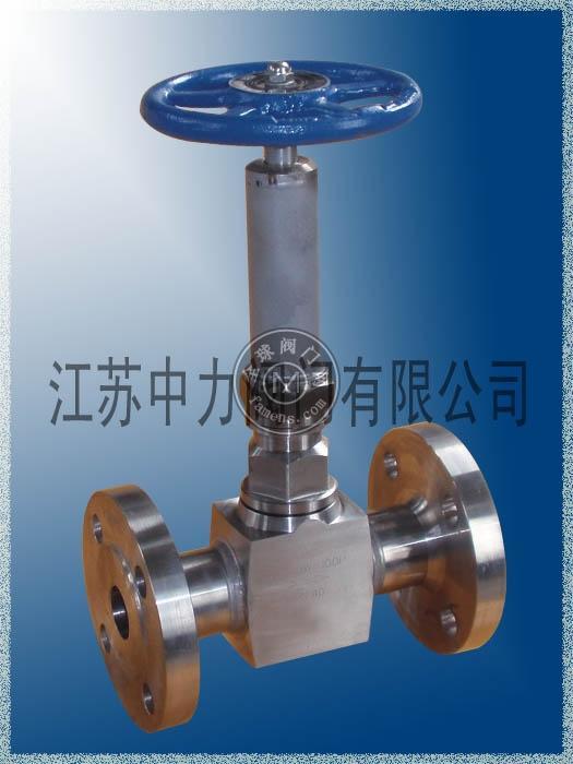 LNG低温高压截止阀