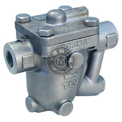 大连泰科阀门 TLV机械式蒸汽疏水阀 JH3S-X 高温高压