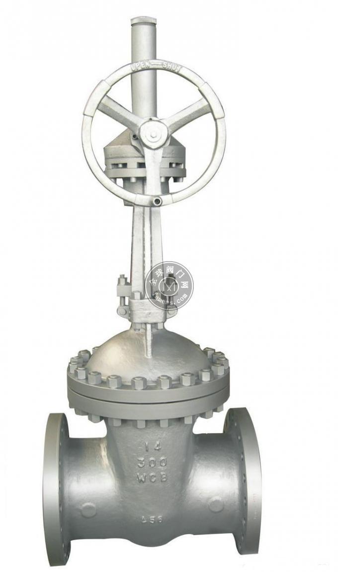 傘齒輪美標法蘭閘閥