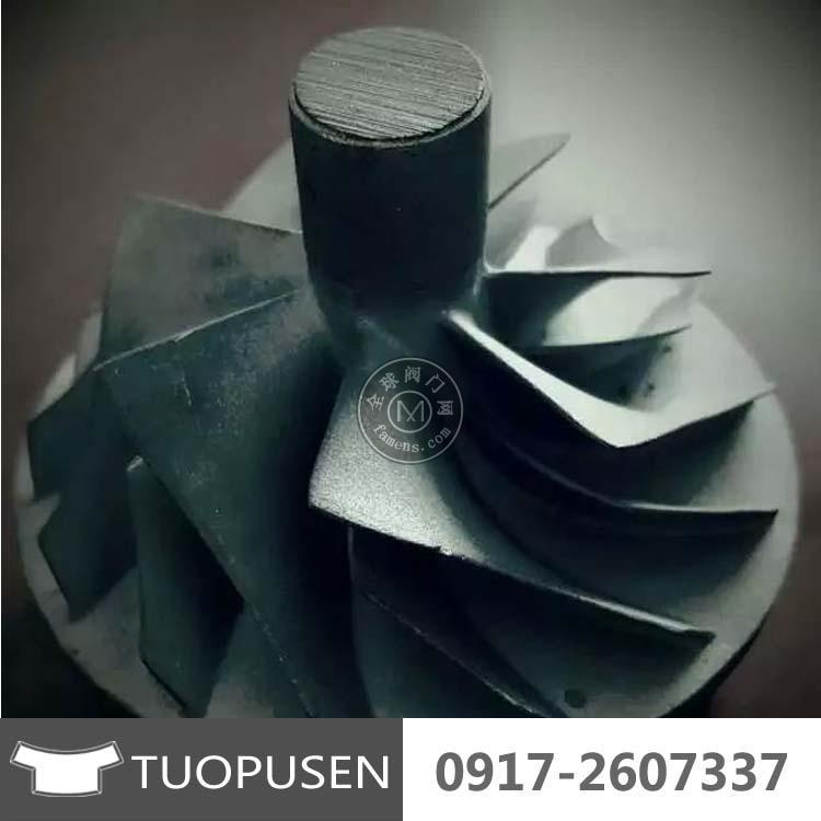 鈦合金鑄造  鈦葉輪  鈦精密鑄造