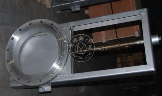 YMZ不锈钢圆闸门