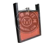 SFZ1000*1000鑄鐵鑲銅閘門 價格
