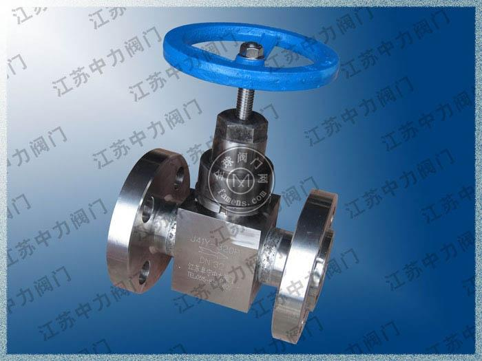 CNG不銹鋼高壓截止閥