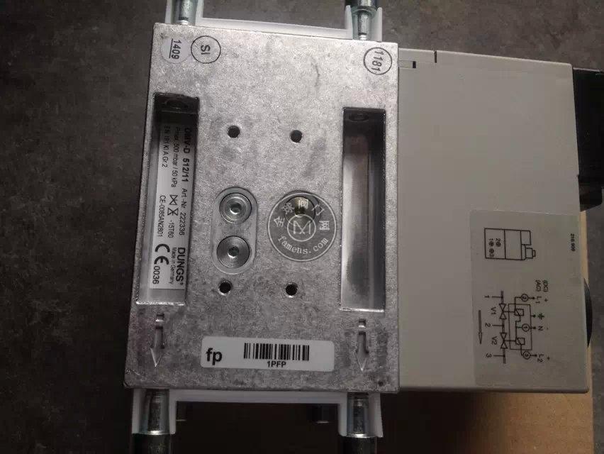 冬斯DMV-D512/11自动燃气阀
