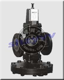 YD43H(DP17)先导薄膜式减压阀