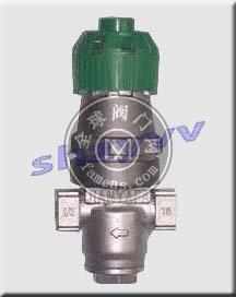Y14H不锈钢波纹管减压阀