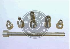 肯特电仪长期供应YZG7系列直形连接头(管嘴)