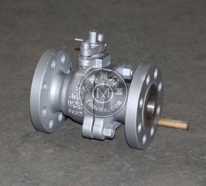 美标法兰球阀,Q41F-150LB,WCB铸钢法兰球阀