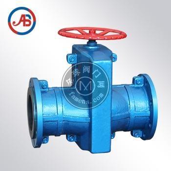 管夾閥GJ41X-10Z\優質鑄鐵管夾閥廠家直銷