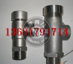 DA21F-40P低溫安全閥