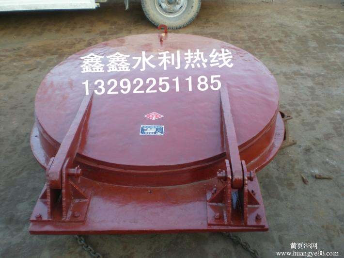 Φ800mm铸铁拍门价格