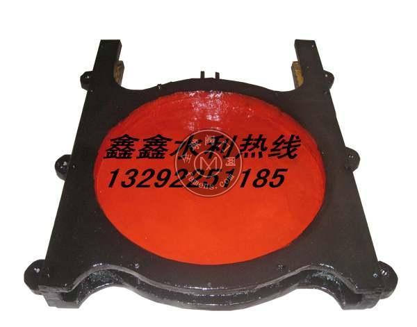 SYZ800鑄鐵鑲銅閘門