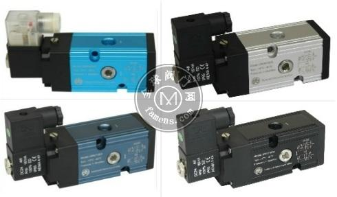 单电控多功能电磁阀,电磁换向阀