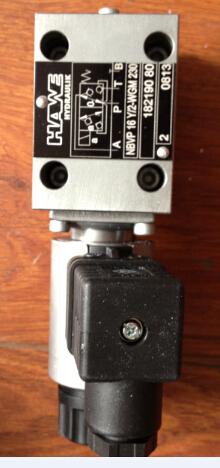 NBVP16-Z/2-GM24现货特价供应哈威比例阀